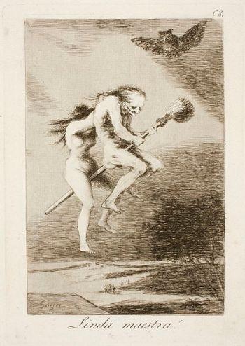 425px-Museo_del_Prado_-_Goya_-_Caprichos_-_No._68_-_Linda_maestra!