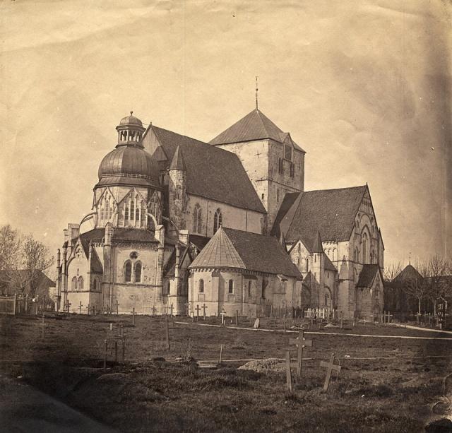 Nidarosdom_1857